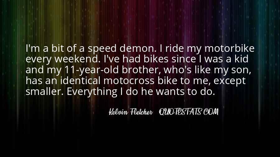 Motorbike Quotes #405016