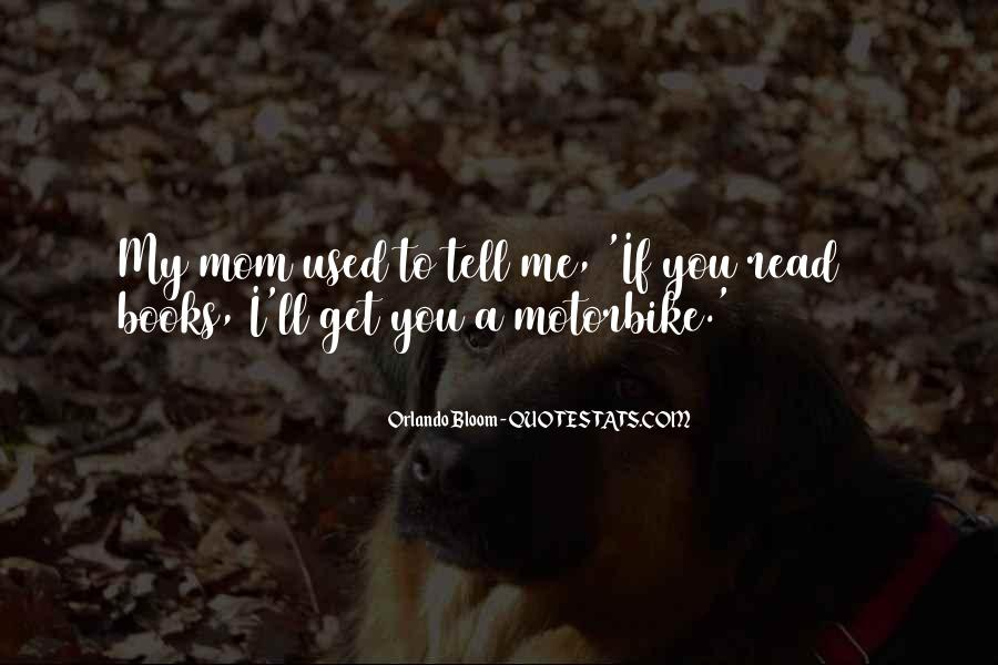 Motorbike Quotes #461206