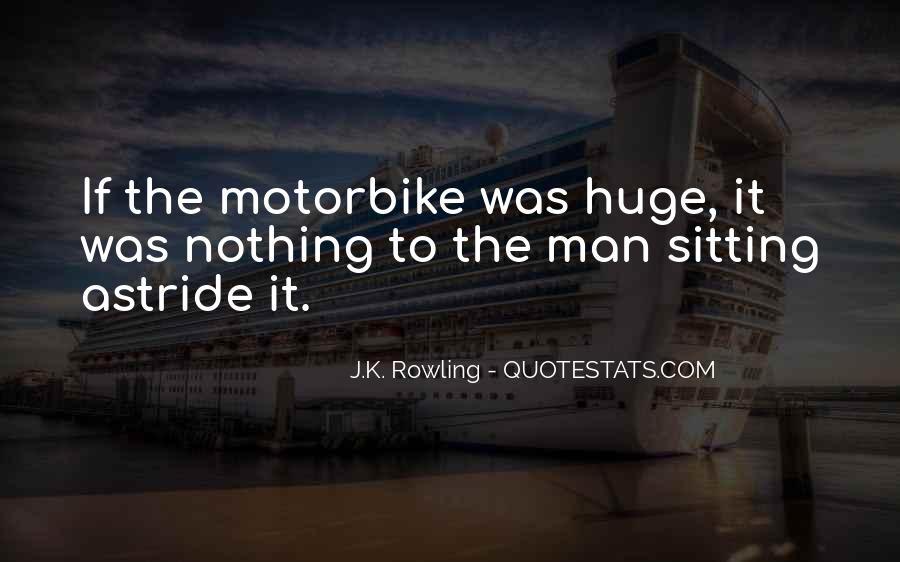 Motorbike Quotes #465556