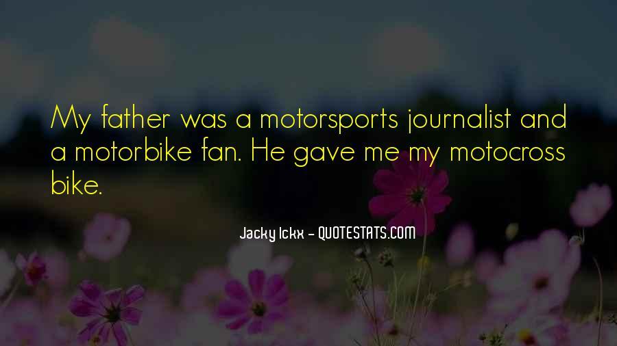 Motorbike Quotes #824721