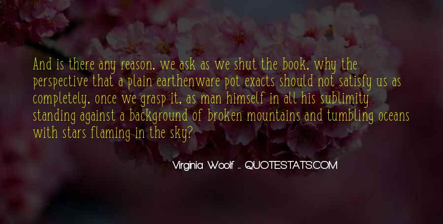 Mountains And Oceans Quotes #577796