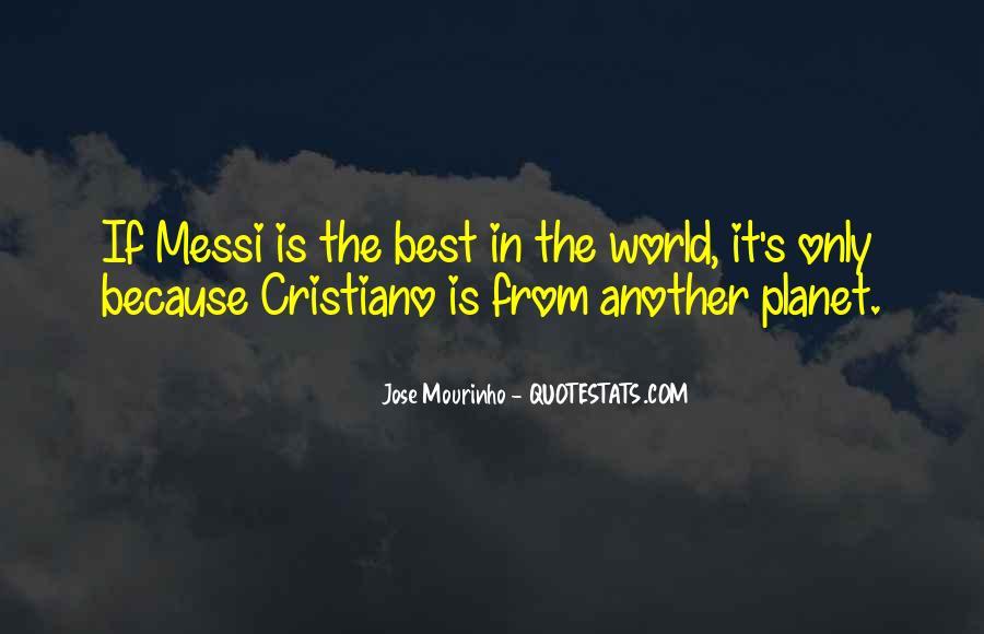 Mourinho Best Quotes #1514837