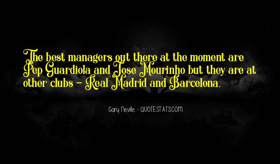 Mourinho Best Quotes #1638581