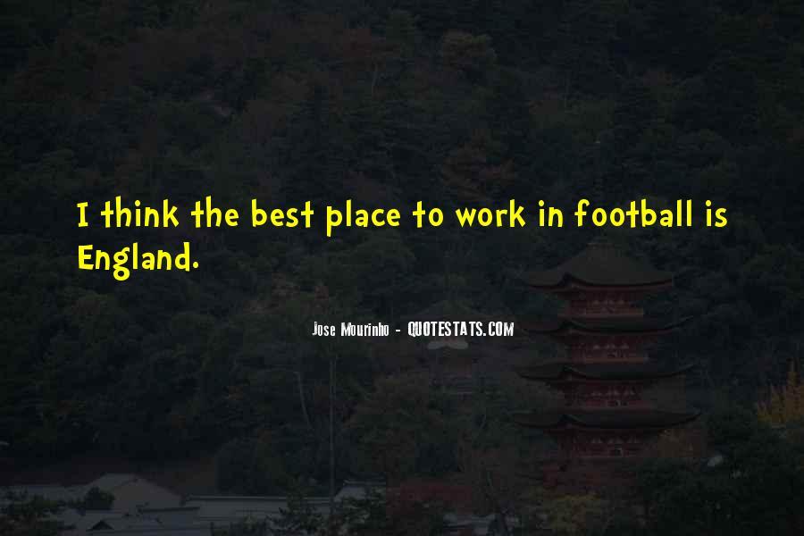 Mourinho Best Quotes #1659801