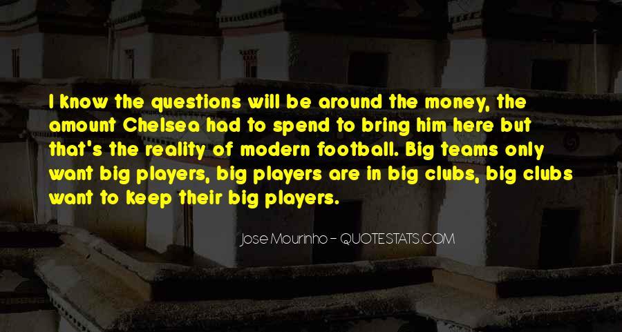 Mourinho Best Quotes #190523