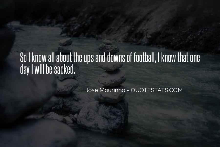 Mourinho Best Quotes #280528