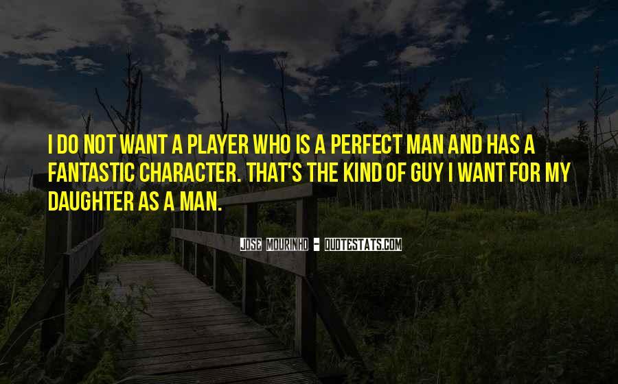 Mourinho Best Quotes #311427