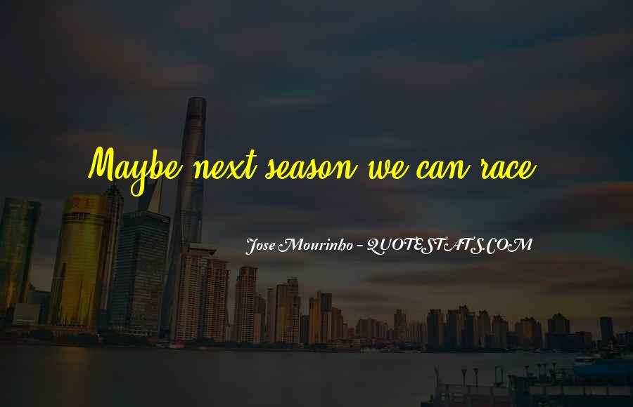 Mourinho Best Quotes #554899