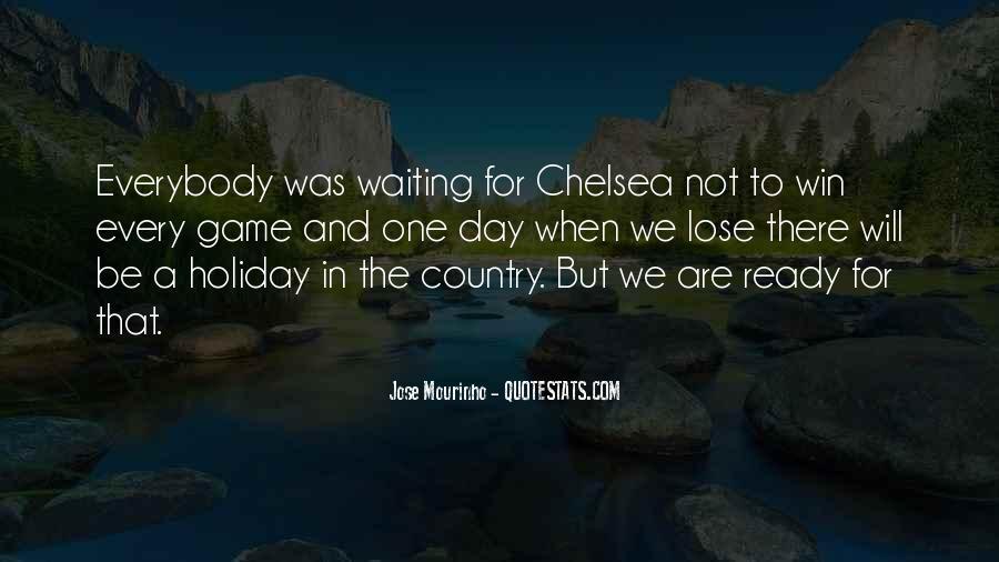 Mourinho Best Quotes #609322