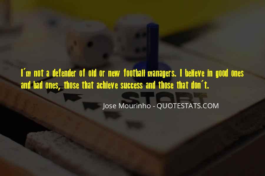Mourinho Best Quotes #667855