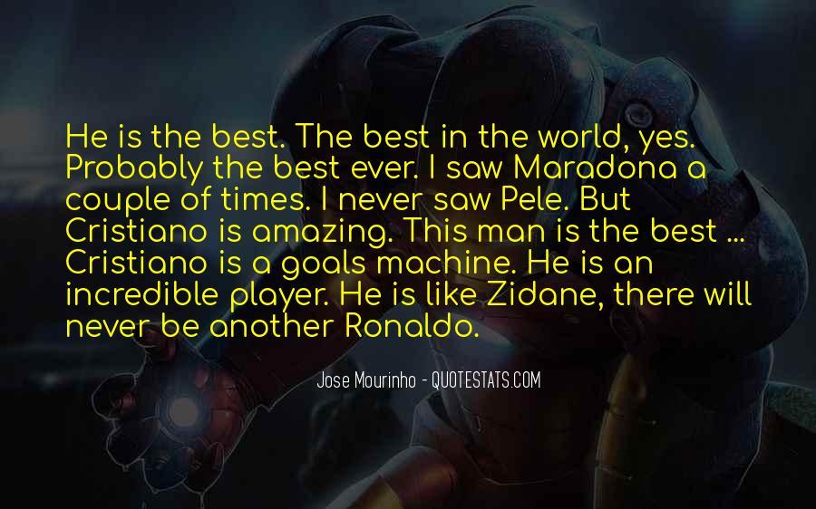 Mourinho Best Quotes #938315