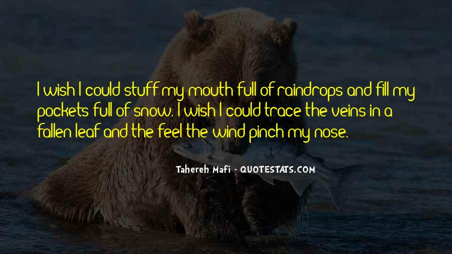 Mouth Full Quotes #1275780