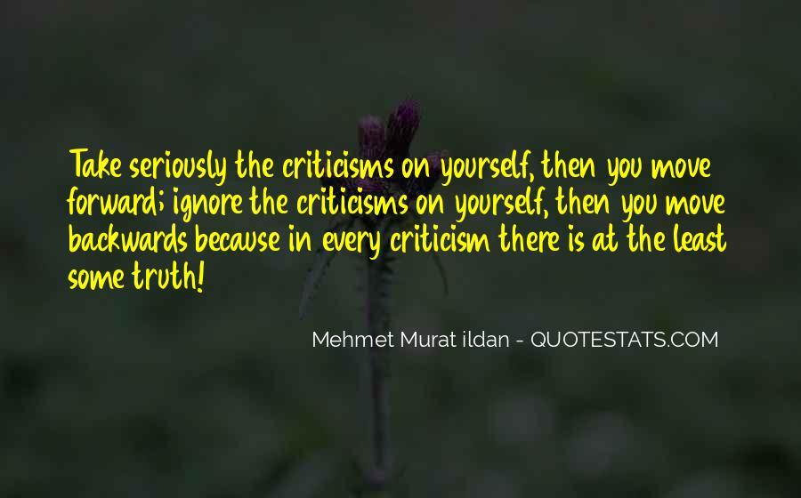 Move Forward Not Backwards Quotes #962593
