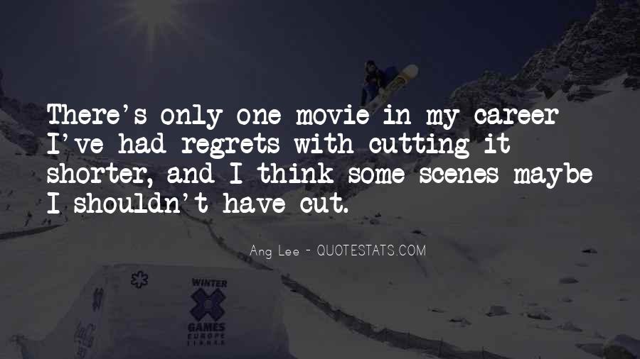 Movie Scenes Quotes #1496325