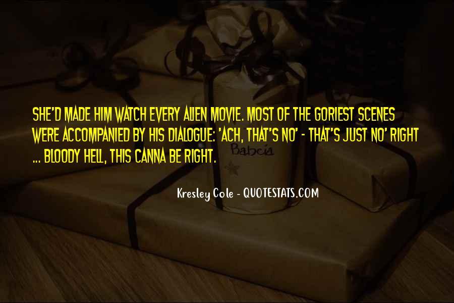 Movie Scenes Quotes #1787336