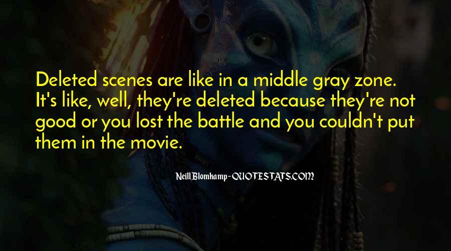 Movie Scenes Quotes #271462