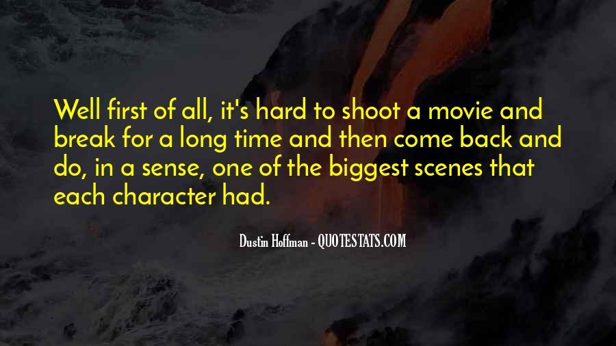 Movie Scenes Quotes #790668