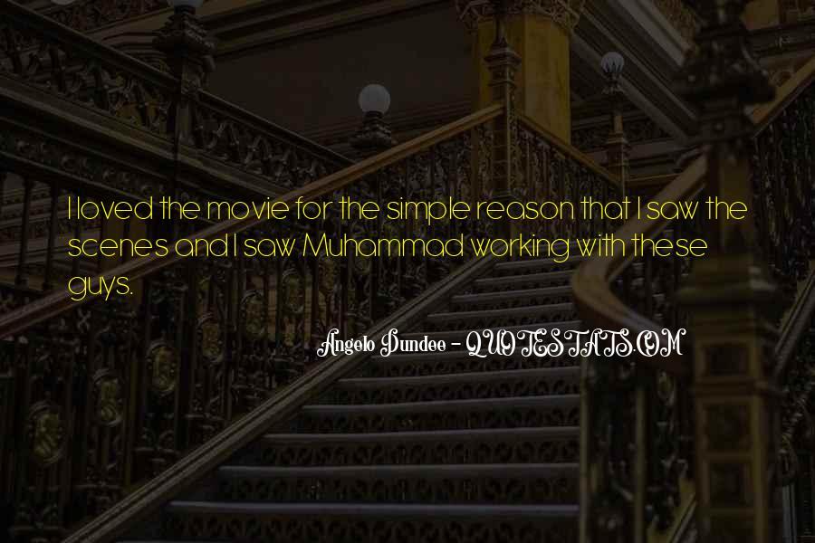 Movie Scenes Quotes #945140