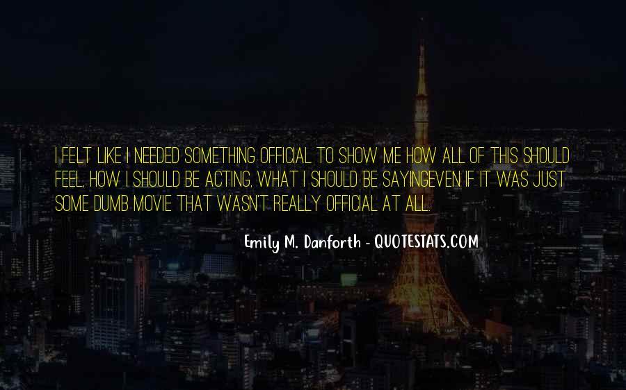 Movie Show Quotes #255545