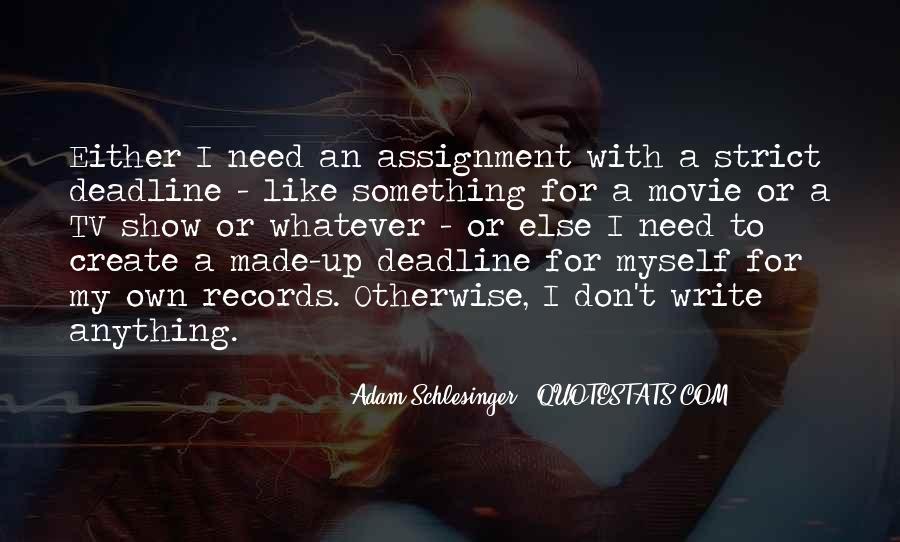 Movie Show Quotes #332556