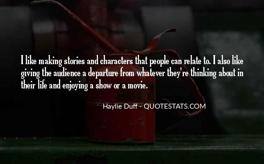 Movie Show Quotes #337834
