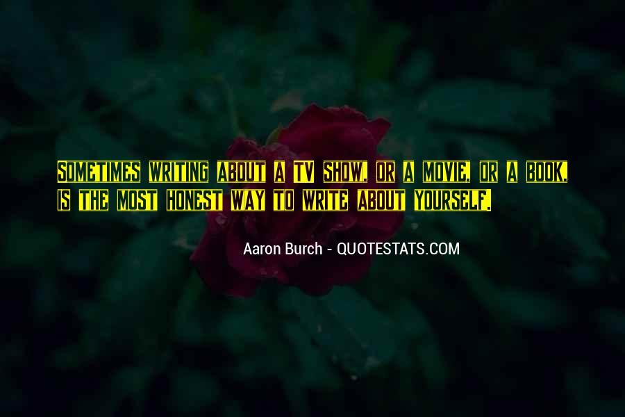 Movie Show Quotes #38871