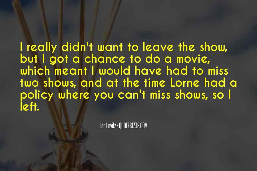 Movie Show Quotes #51389