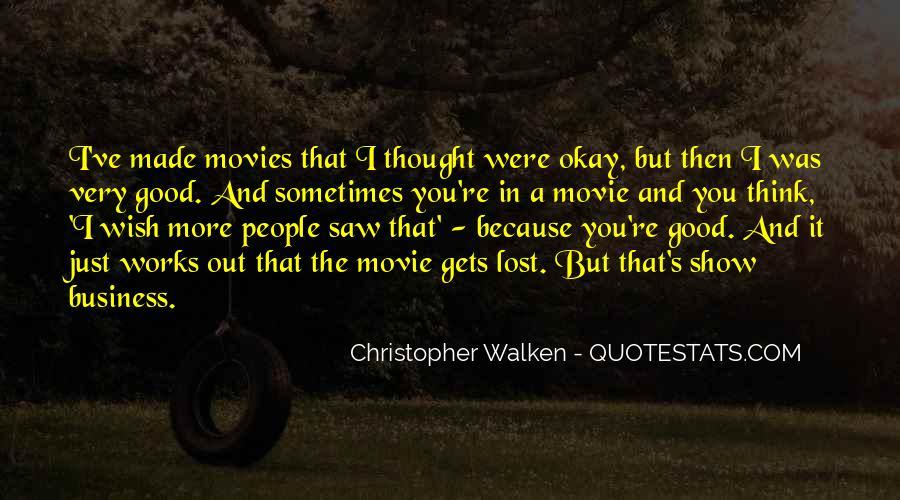 Movie Show Quotes #611793