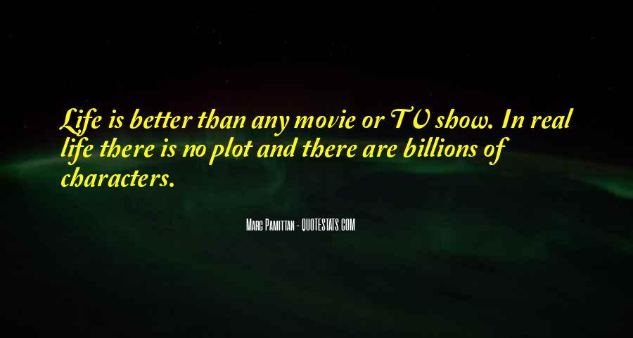 Movie Show Quotes #695673