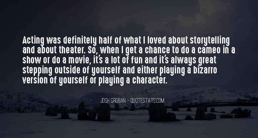 Movie Show Quotes #789700