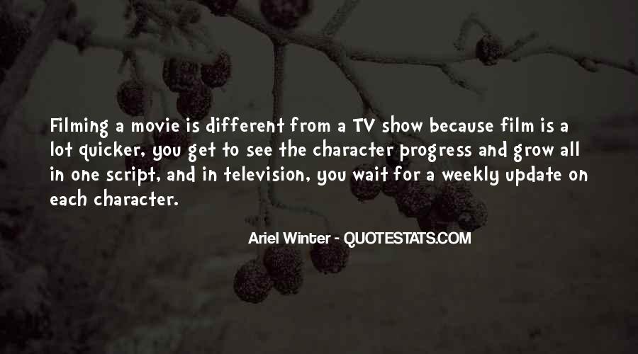 Movie Show Quotes #840622
