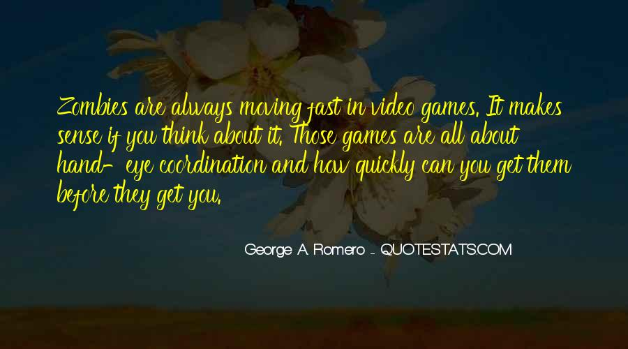 Moving On Too Quickly Quotes #36267