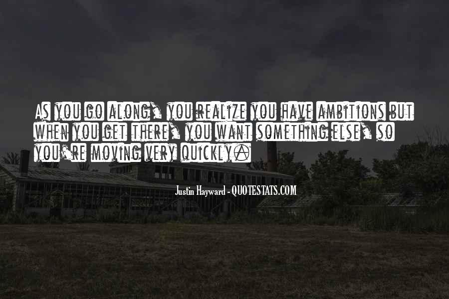 Moving On Too Quickly Quotes #367176