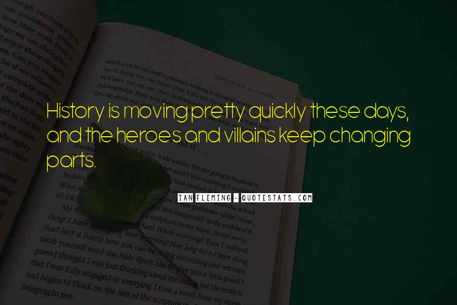Moving On Too Quickly Quotes #392777