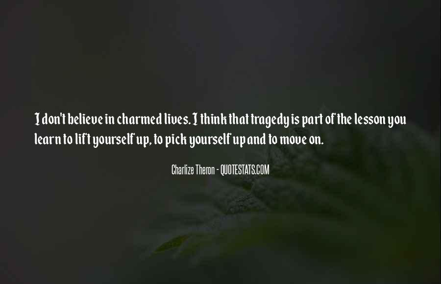 Moving On Up Quotes #140697