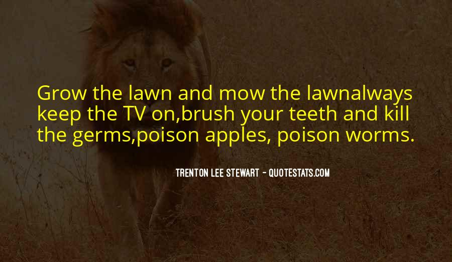 Mow Lawn Quotes #1456157
