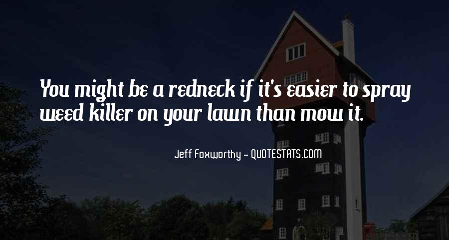 Mow Lawn Quotes #154322
