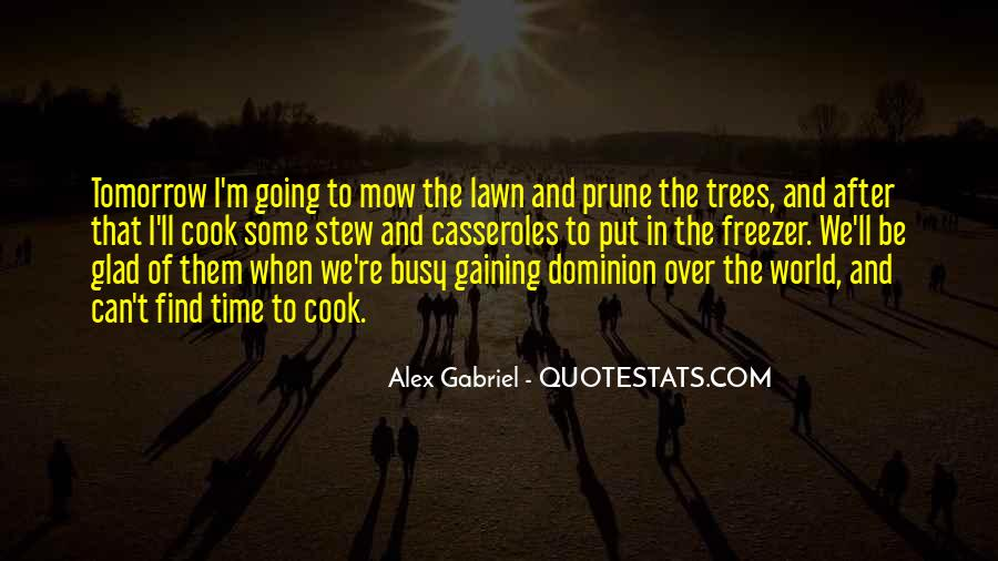 Mow Lawn Quotes #1745443