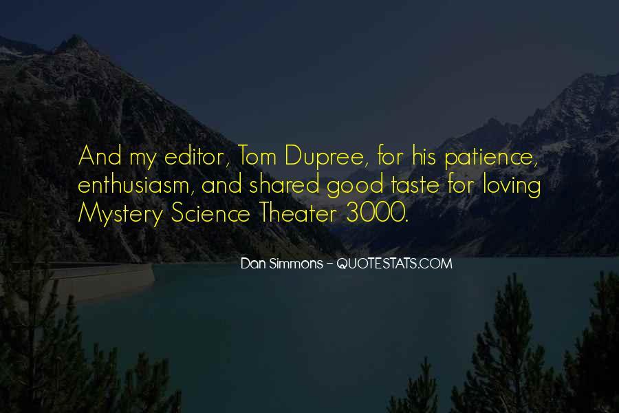 Mr 3000 Quotes #222138