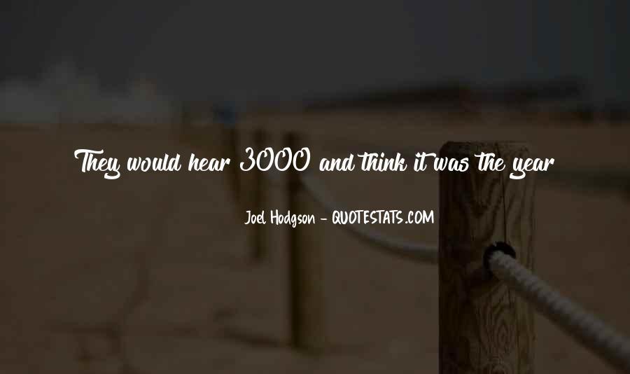 Mr 3000 Quotes #397903