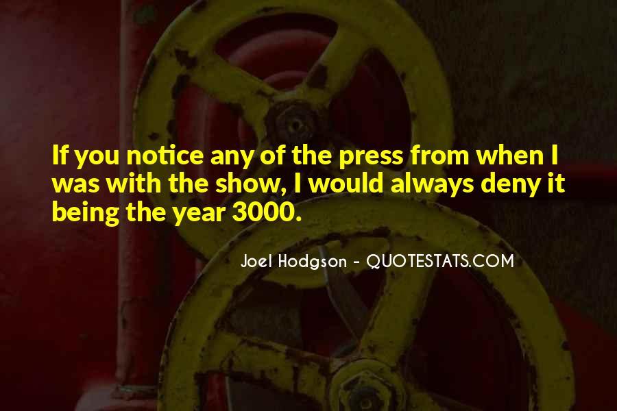 Mr 3000 Quotes #956494