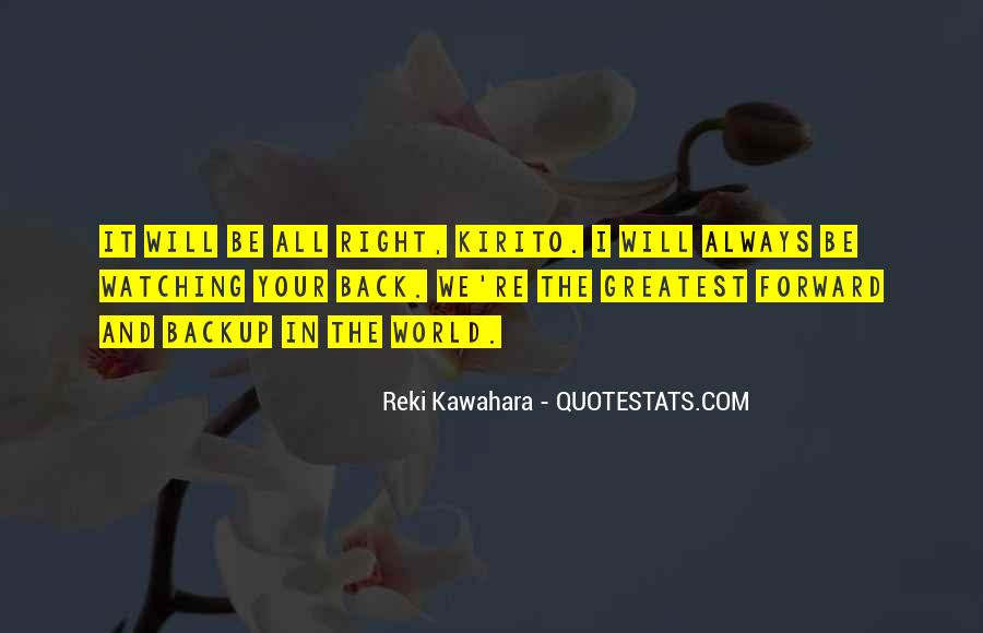 Mr Always Right Quotes #13367
