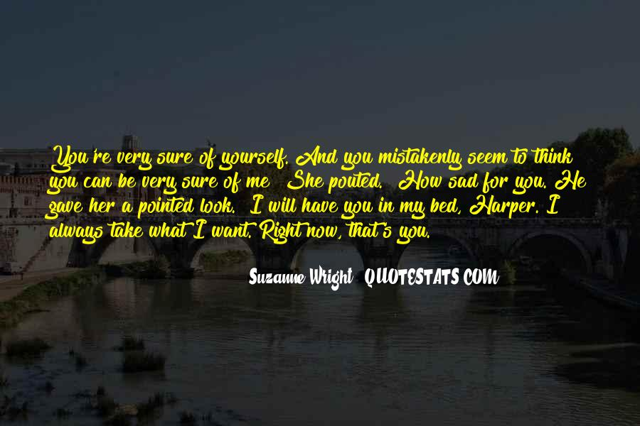 Mr Always Right Quotes #14065
