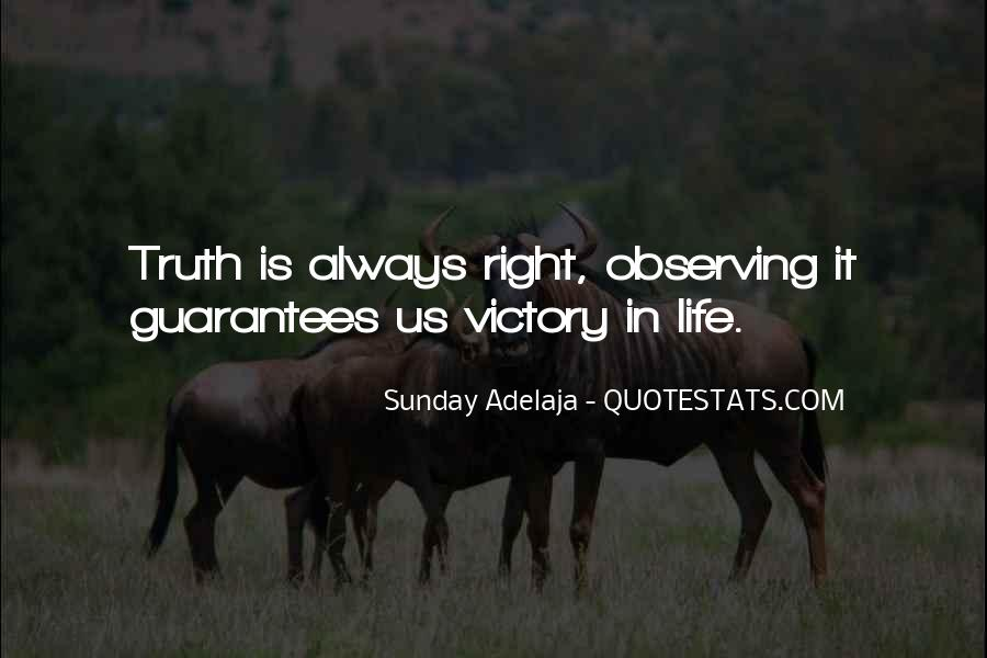Mr Always Right Quotes #14072