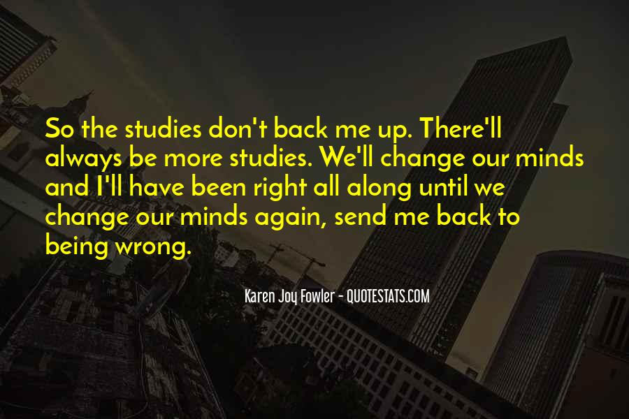 Mr Always Right Quotes #27939