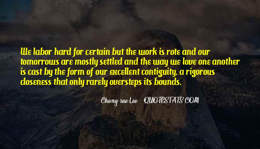 Mr Chang Quotes #35760