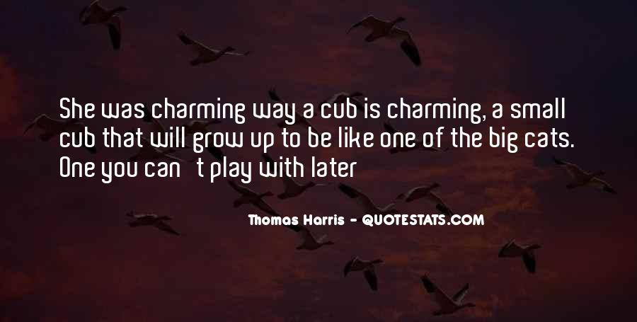 Mr Cub Quotes #106012