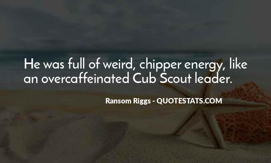 Mr Cub Quotes #174000