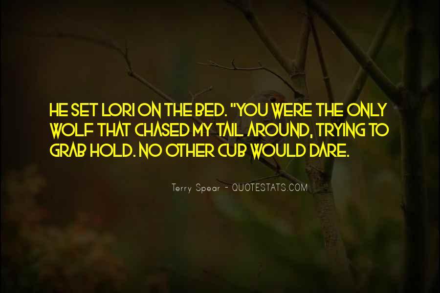 Mr Cub Quotes #363413