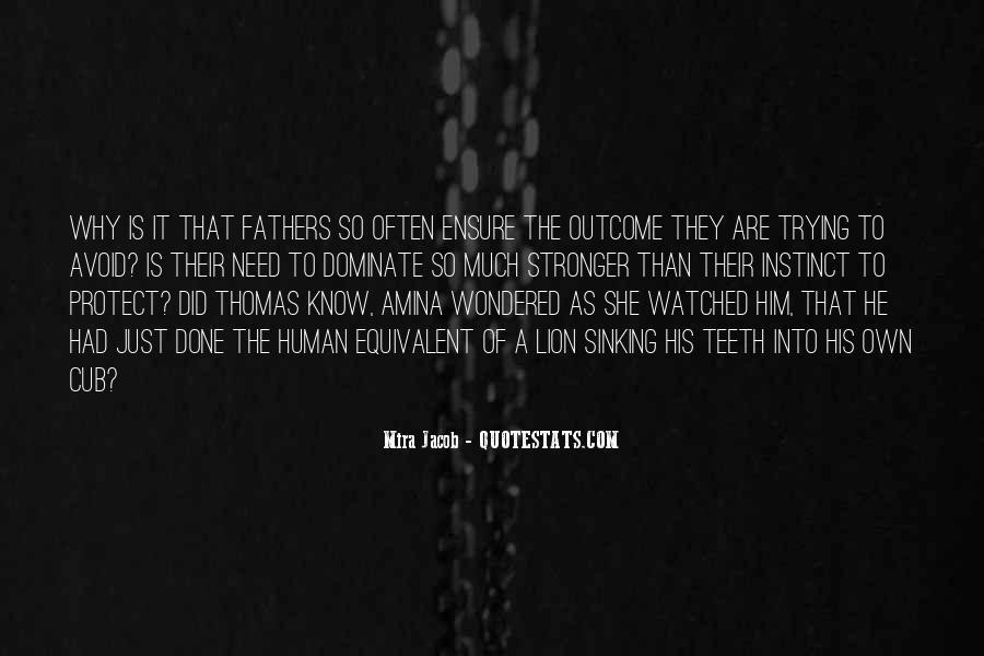 Mr Cub Quotes #461226
